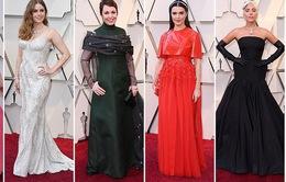 Thảm đỏ Oscar 2019: Dàn mỹ nhân lộng lẫy hội tụ