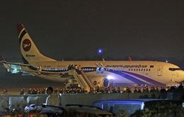 Bangladesh: Máy bay hạ cánh khẩn cấp do bị tấn công