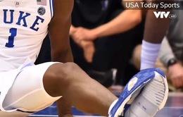 Nike hứng chịu làn sóng chỉ trích do giày bóng rổ vỡ đôi khi thi đấu