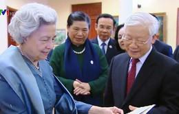 Việt Nam trân trọng sự ủng hộ của Hoàng gia Campuchia
