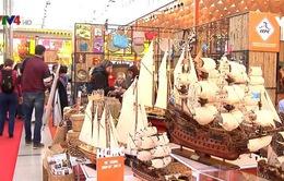 Việt Nam tham dự Hội chợ triển lãm Leipzig