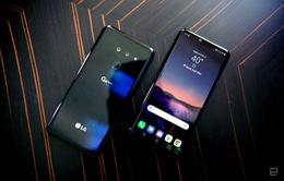 Smartphone LG G8 ThinQ: Mở khóa bằng quét tĩnh mạch, quay video ở chế độ chân dung