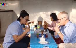 Trải nghiệm thanh bình của các nguyên thủ khi đến Việt Nam