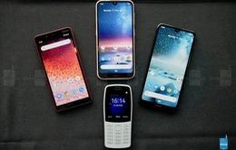 """Chiêm ngưỡng 3 smartphone siêu rẻ và 1 """"cục gạch"""" mới của Nokia"""