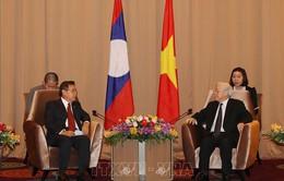 Tình cảm nhân dân Việt Nam và Lào mãi mãi về vững