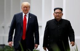 Tiến trình chuyển biến quan hệ Mỹ - Triều Tiên