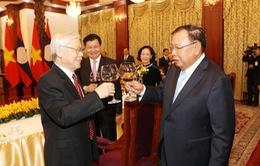 Mãi mãi giữ gìn, vun đắp phát triển mối quan hệ đặc biệt Việt Nam - Lào