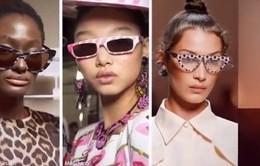 Kiểu mắt kính nào đang được lòng tín đồ thời trang trên thế giới?