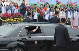 [INFOGRAPHIC] An ninh nghiêm ngặt bảo vệ Chủ tịch Triều Tiên Kim Jong-un