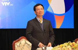 Phát wifi nhanh, sóng 4G khỏe để thuận tiện tác nghiệp Hội nghị Thượng đỉnh Mỹ - Triều