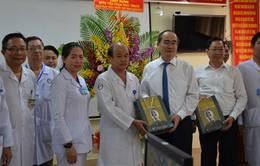 Trân trọng ghi nhận và đánh giá cao những đóng góp của Bệnh viện Phạm Ngọc Thạch