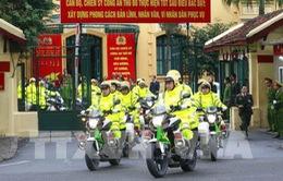 Phân luồng giao thông, đảm bảo công tác an ninh cho Hội nghị Thượng đỉnh Mỹ - Triều Tiên