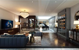 Ngắm căn nhà mới sang trọng, tiện nghi của ca sĩ Tuấn Hưng