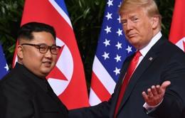 Bước tiến trên con đường đối thoại và phi hạt nhân hóa giữa Mỹ - Triều Tiên