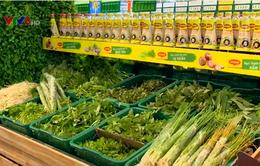 Vì sao rau VietGAP khó vào siêu thị?