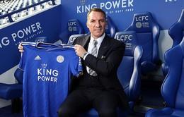 Brendan Rodgers chính thức trở lại giải ngoại hạng Anh