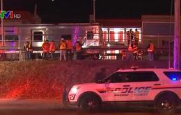 Tai nạn đường sắt ở Mỹ, ít nhất 3 người thiệt mạng