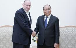 HSBC tăng cường hợp tác, đầu tư làm ăn lâu dài tại Việt Nam
