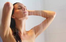 Tắm đúng cách để có sức khỏe tốt