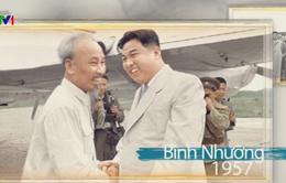 Việt Nam - Triều Tiên, những ân tình
