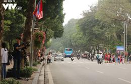 Đường phố Hà Nội thông thoáng sau Hội nghị thượng đỉnh Mỹ - Triều