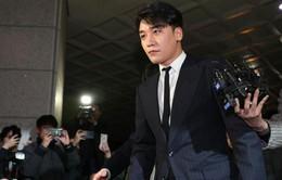 Seungri (Big Bang) được tuyên bố không liên quan đến ma túy