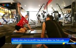 Đặng Văn Lâm và câu chuyện về sự chuyên nghiệp tại Thái Lan
