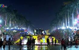 Văn hóa Kinh Bắc hội tụ tại đường hoa xuân Bắc Ninh
