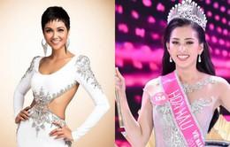 Khám phá Tết của Hoa hậu H'Hen Niê và Trần Tiểu  Vy