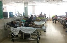 19 hành khách xuất viện sau tai nạn xe khách ở Bà Rịa – Vũng Tàu