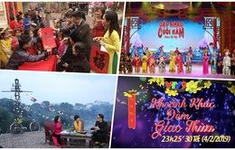Các chương trình đặc biệt ngày 30 Tết trên sóng VTV