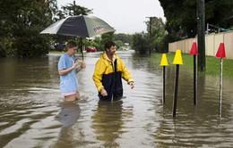 Australia hứng chịu đợt mưa lớn nhất trong một thế kỷ