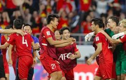 ĐT Việt Nam gây ấn tượng nhất nhì Asian Cup 2019