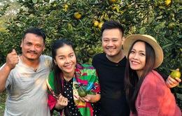 Chuyến đi màu xanh (22h30 - 7/2): Cặp đôi Đức Cường - Hạnh Nguyễn tiếp tục tái xuất với cam sành Bắc Quang