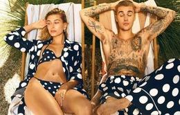Justin Bieber tung bộ ảnh nóng bỏng bên vợ