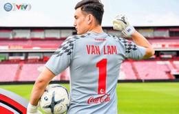 Thủ môn ĐT Việt Nam, Đặng Văn Lâm ra mắt CLB mới Muangthong United