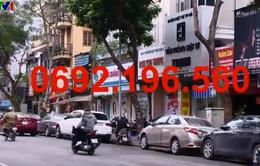 Đường dây nóng phản ánh thu phí trông xe sai quy định quanh Hồ Hoàn KIếm