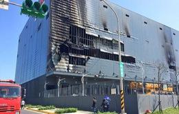 3 lao động Việt Nam thiệt mạng trong vụ cháy ở Đài Loan (Trung Quốc)