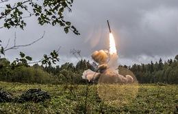 Nga diễn tập quân sự