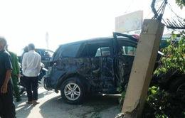 Tạm giữ tài xế xe khách vụ tai nạn khiến 8 người thương vong tại Thanh Hóa