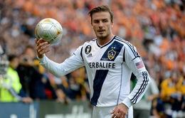 David Beckham được dựng tượng ở LA Galaxy