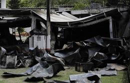 Cháy trung tâm đào tạo bóng đá ở Brazil khiến 10 người thiệt mạng