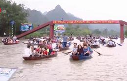 Đảm bảo an toàn giao thông lễ hội chùa Hương