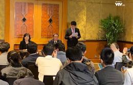 Triều Tiên bất ngờ họp báo giữa đêm, khẳng định không thay đổi đề xuất