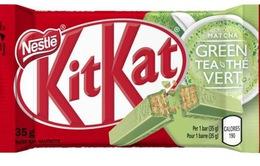 Tại sao KitKat trà xanh được ưa chuộng hiện nay?