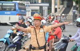 Hà Nội tiếp tục thực hiện phân luồng giao thông