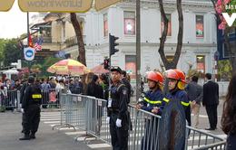 Nhìn lại công tác đảm bảo tuyệt đối an ninh, an toàn tại Hội nghị Thượng đỉnh Mỹ - Triều Tiên lần 2