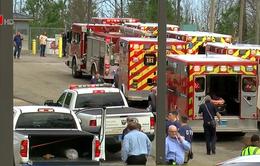Mỹ: 50 người nhập viện do rò rỉ hóa chất