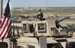 Tổng thống Mỹ Donald Trump tuyên bố đã đánh bại IS tại Syria
