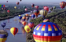 Lễ hội khinh khí cầu quốc tế Huế 2019